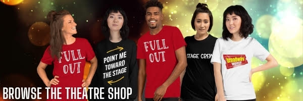 Branded Broadway Merch