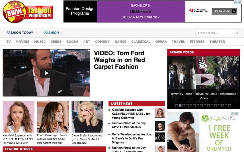 BWW Fashion World