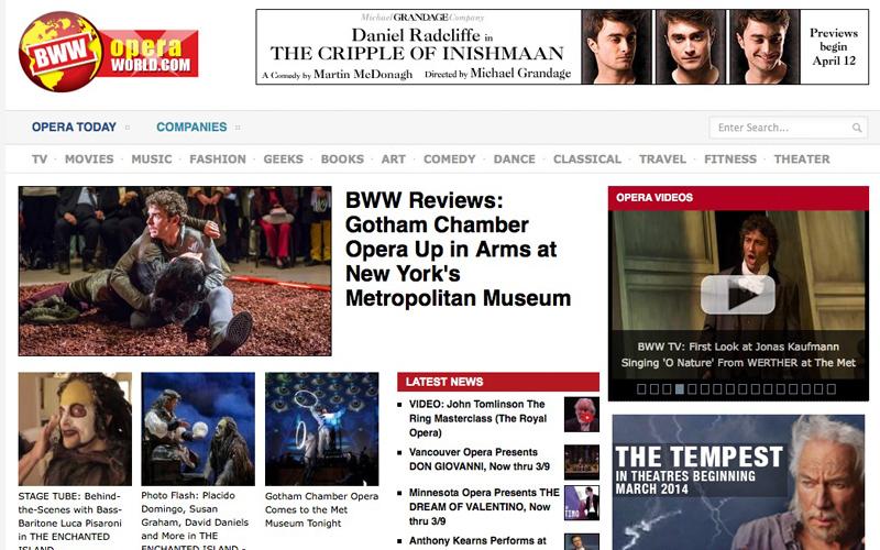BWW Opera World
