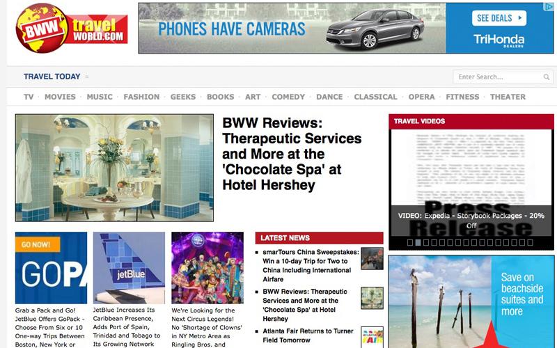 BWW Travel World
