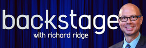 Backstage with Richard Ridge