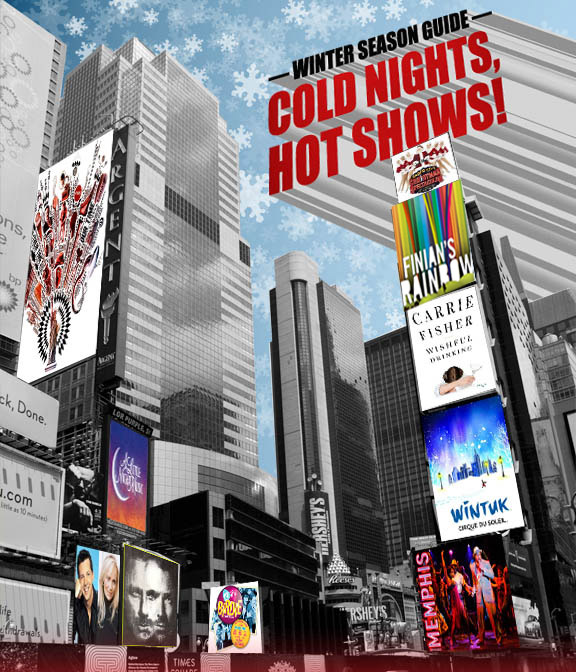 WINTER SEASON GUIDE: COLD NIGHTS, HOT SHOWS - K