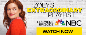 BWW Exclusive: Watch An All New Episode of NBC's New Musical Comedy ZOEY'S EXTRAORDINARY PLAYLIST