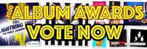 Vote Now for Your Favorite Album