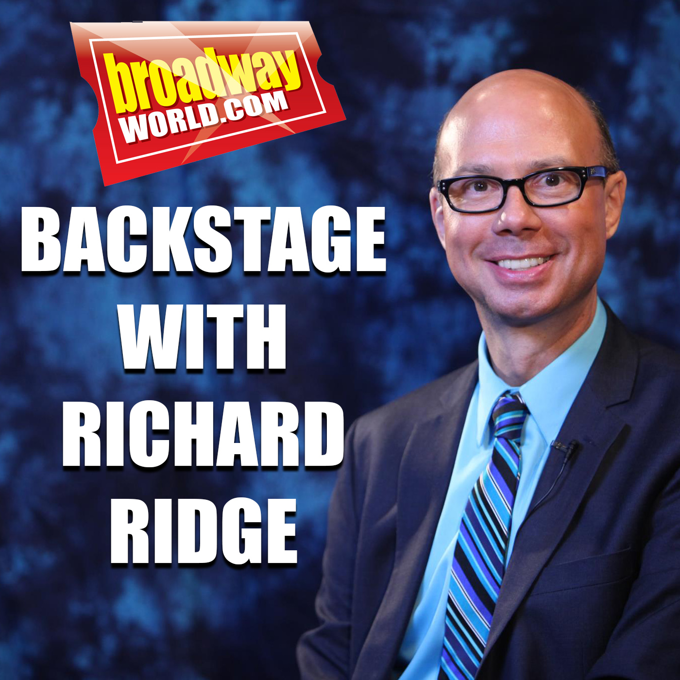Backstage with Richard Ridge on BroadwayWorld.com