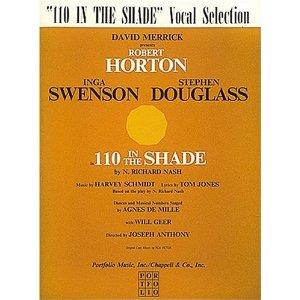 One Hundred Ten in the Shade by Harvey Schmidt, Tom Jones