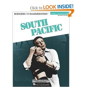 South Pacific Vocal Selections by Richard Rodgers, Oscar Hammerstein II