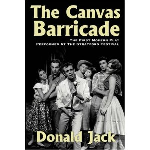 The Canvas Barricade by Donald Jack
