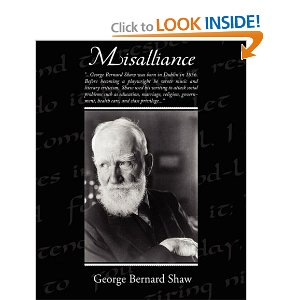 Misalliance by George Bernard Shaw