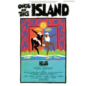 Once on This Island - Vocal Selections by Stephen Flaherty