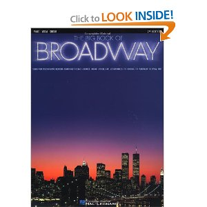 The Big Book of Broadway by Hal Leonard Corp.