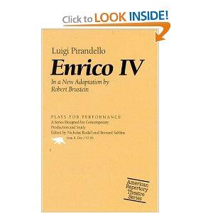 Enrico IV by Luigi Pirandello
