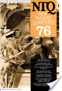 New Theatre Quarterly 76: Volume 19, Part 4 by Simon Trussler (Editor), Clive Barker (Editor)