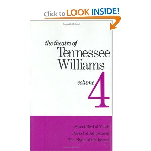 Theatre of Tennessee Williams, Vol. 4: Sweet Bird of Youth / Period of Adjustment / The Night of the Iguana by Tennessee Williams