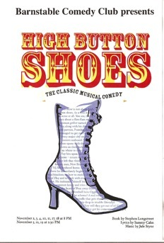High Button Shoes (Vocal Selections) by Jule Styne, Sammy Cahn
