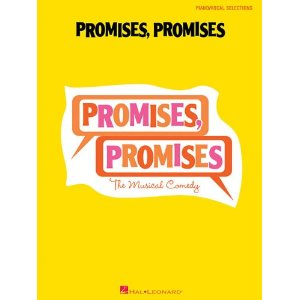Promises Promises - Vocal Selections by Burt Bacharach, Hal David