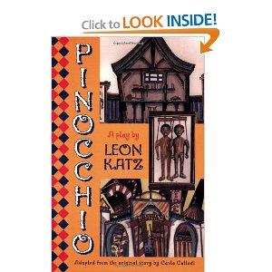 Pinocchio by Leon Katz (Adapter), Carlo Collodi (Author)