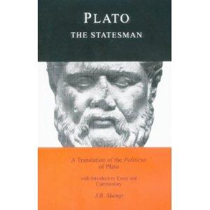 The Statesman by Plato