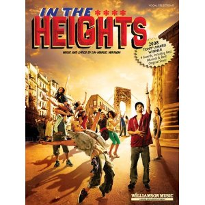 In the Heights - Piano/Vocal Selections by Lin-Manuel Miranda