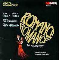 Romance, Romance - Vocal Selections by Barry Harman, Keith Herrmann