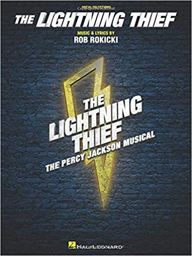 The Lightning Thief: The Percy Jackson Musical - Vocal Selections by Rob Rokicki