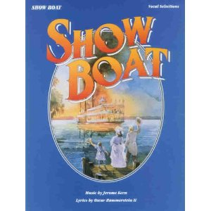 show boat vocal score