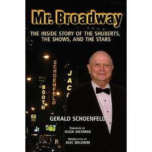 Mr. Broadway by Gerald Schoenfeld