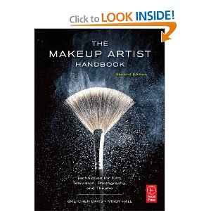 The Makeup Artist Handbook by Gretchen Davis, Mindy Hall