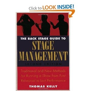 The Back Stage Guide to Stage Management by Thomas A. Kelly