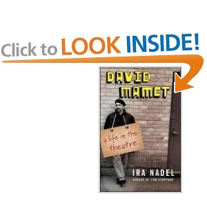 David Mamet: A Life in the Theatre by Ira Nadel