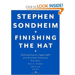 reading stephen sondheim a collection of critical essays First published in 2000 routledge is an imprint of taylor & francis, an informa company.