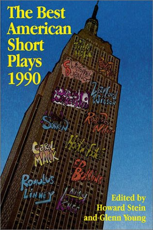 The Best American Short Plays 1990 by Glenn Young