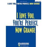 I Love You, You're Perfect, Now Change - Vocal Selections