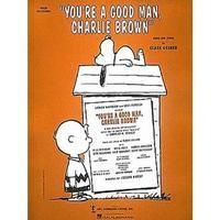 You're a Good Man, Charlie Brown - Vocal Selections