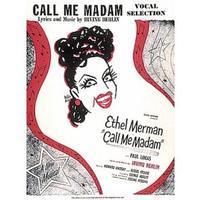 Call Me Madam: Vocal Selections