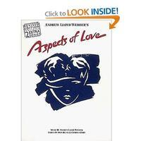 Aspects of Love Piano/Vocal Selections