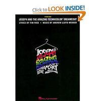 Joseph and the Amazing Technicolor Dreamcoat - Piano Solo