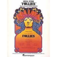Follies - Vocal Score
