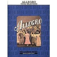 Allegro - Vocal Selections