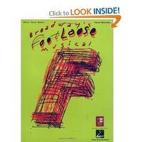 Footloose the Musical - Vocal Selections