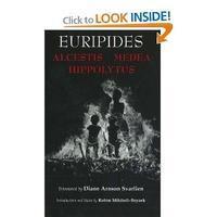 Euripides Alcestis, Medea, Hippolytus