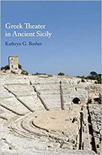 Greek Theater in Ancient Sicily Cover