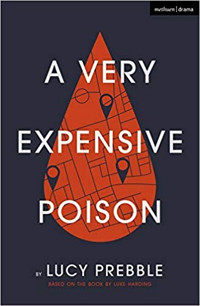 A Very Expensive Poison Cover
