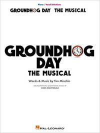 Groundhog Day: Piano/Vocal Selections Cover