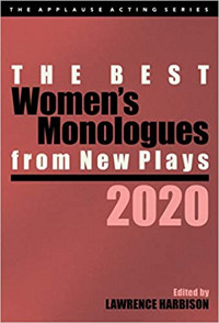 The Best Women's Monologues from New Plays, 2020 Cover
