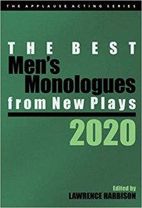 The Best Men's Monologues from New Plays, 2020 Cover