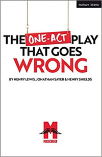 The One-Act Play That Goes Wrong Cover