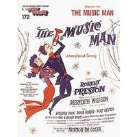 The Music Man - Vocal Score