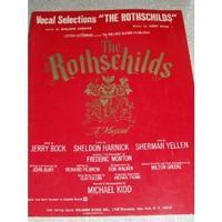 The Rothschilds - Vocal Selections
