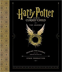 Harry Potter and the Cursed Child: The Journey: Behind the Scenes of the Award-Winnin Cover